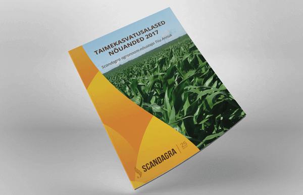 Taimekasvatusalased nõuanded 2017